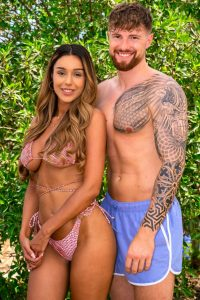 Love Island 2021 - Couple Domenik und Sina