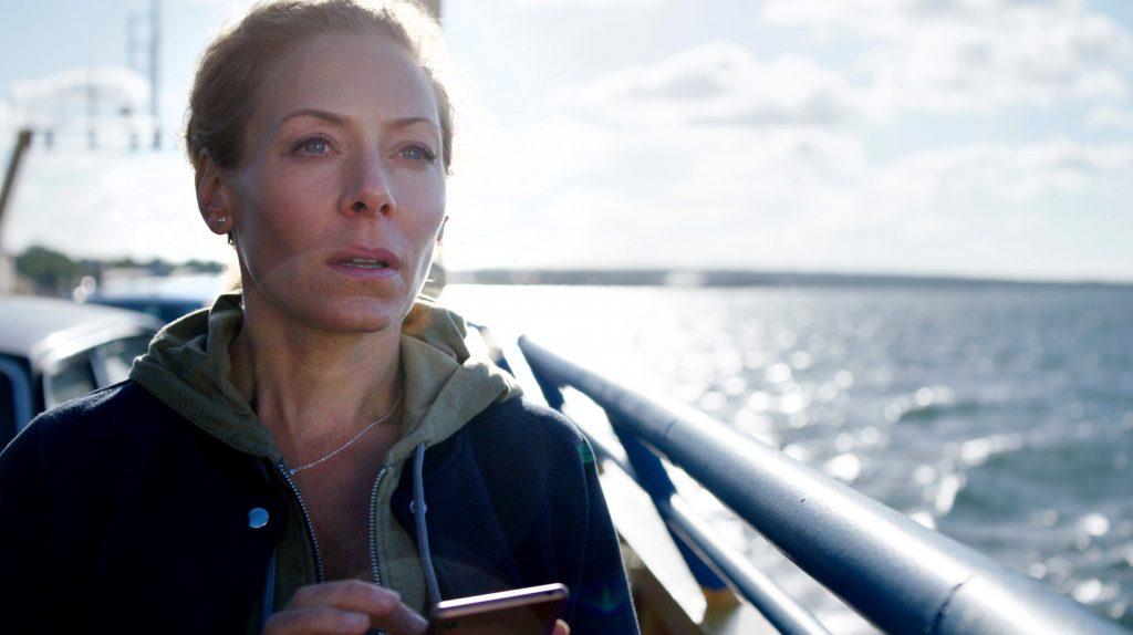 Maria Wern (Eva Röse) geht ein schauerlicher Mordfall sehr nahe, zumal die Alleinerziehende vor einem Burn-out steht.