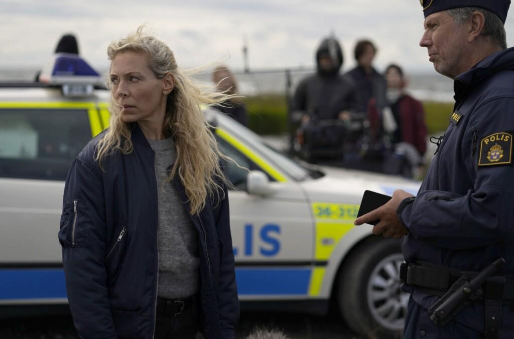 Der Tod eines Jugendlichen trifft Kommissarin Maria Wern (Eva Röse) persönlich.