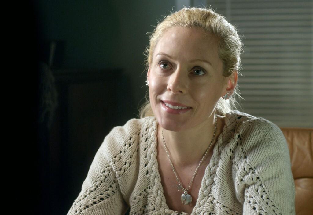 Maria Wern (Eva Röse) muss ihren schwersten Fall lösen.