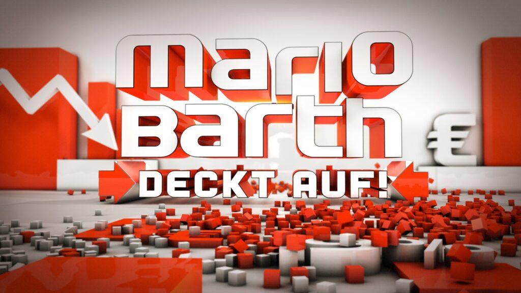 Mario Barth deckt Steuergeldverschwendung auf.