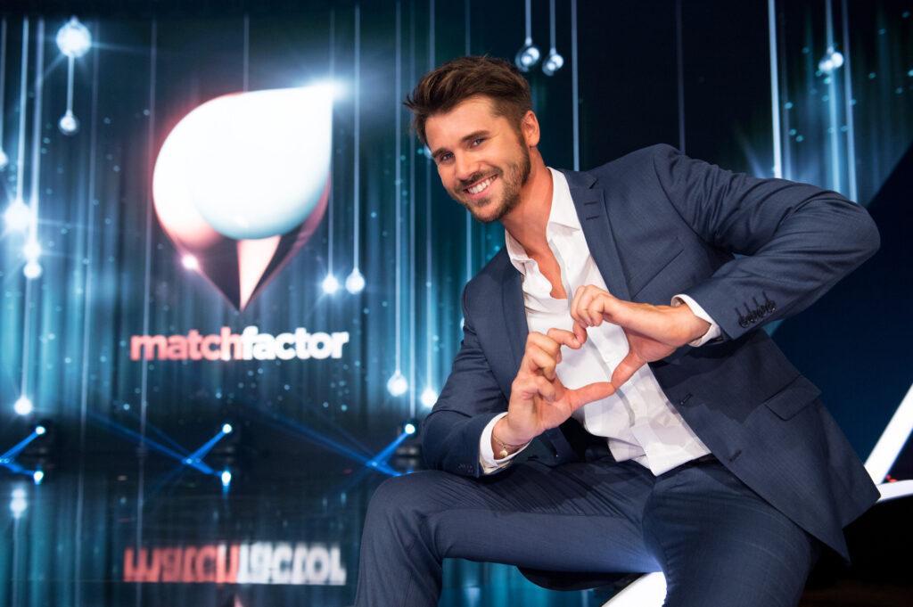 Thore Schölermann moderiert die neue ProSieben Dating-Show ,Match Factor'