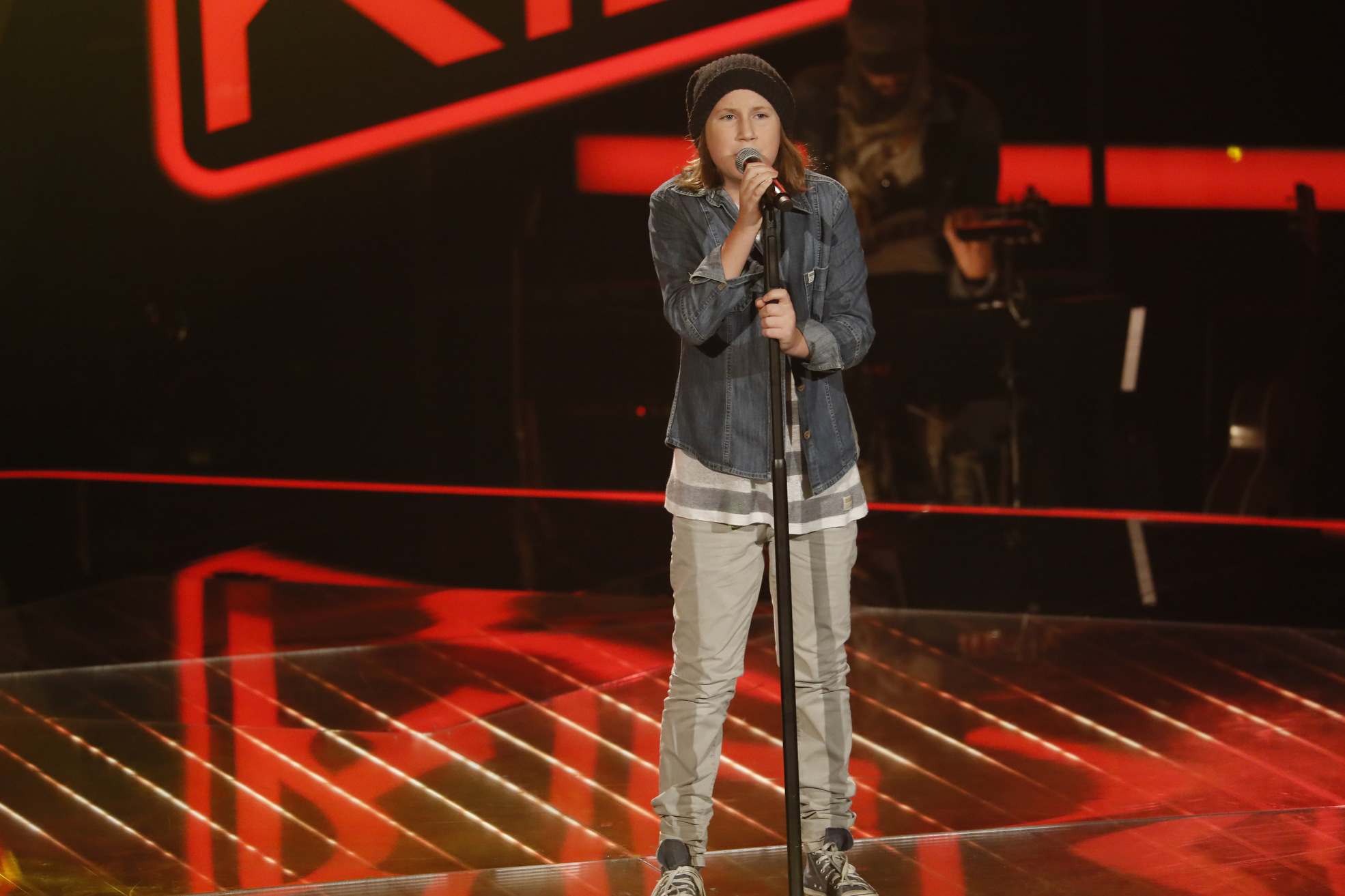 The Voice Kids 2017 - Andreas