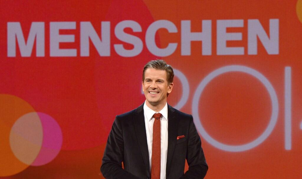 Markus Lanz moderiert den ZDF-Jahresrückblick