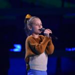 The Voice Kids 2020 Blind Audition 3 - Milana