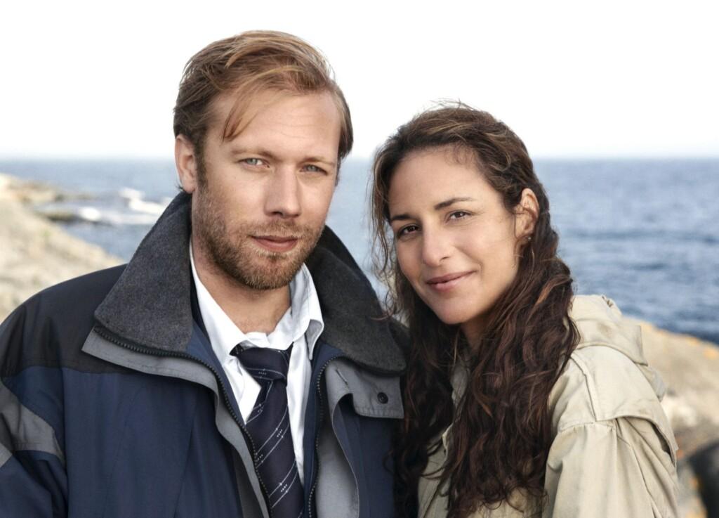 Hauptfigur Nora gespielt von Alexandra Rapaport und Jakob Cedergren in der Rolle Thomas.