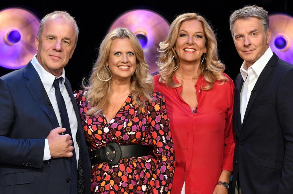 Die Moderatoren der NDR-Talkshow sind Hubertus Meyer-Burckhardt, Barbara Schöneberger, Bettina Tietjen, Jörg Pilawa
