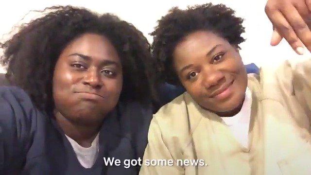"""""""Orange Is The New Black"""" wird mit der siebten Staffel zu Ende gehen."""