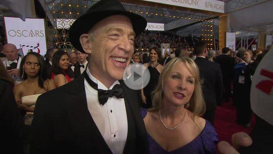Heute Nacht wurden die 87. Oscars verliehen