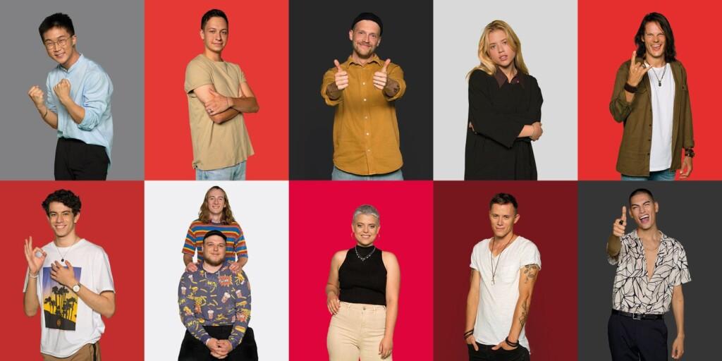 """Das sind die Halbfinalisten von """"The Voice of Germany"""" 2020 in SAT.1."""