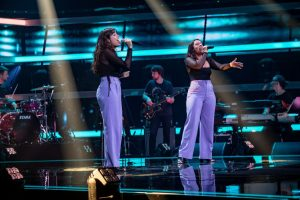 The Voice of Germany 2021 - Laura und Sophie