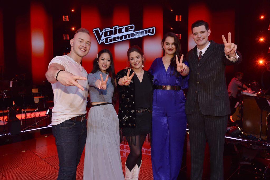"""Das sind die Finalisten von """"The Voice of Germany 2019""""."""