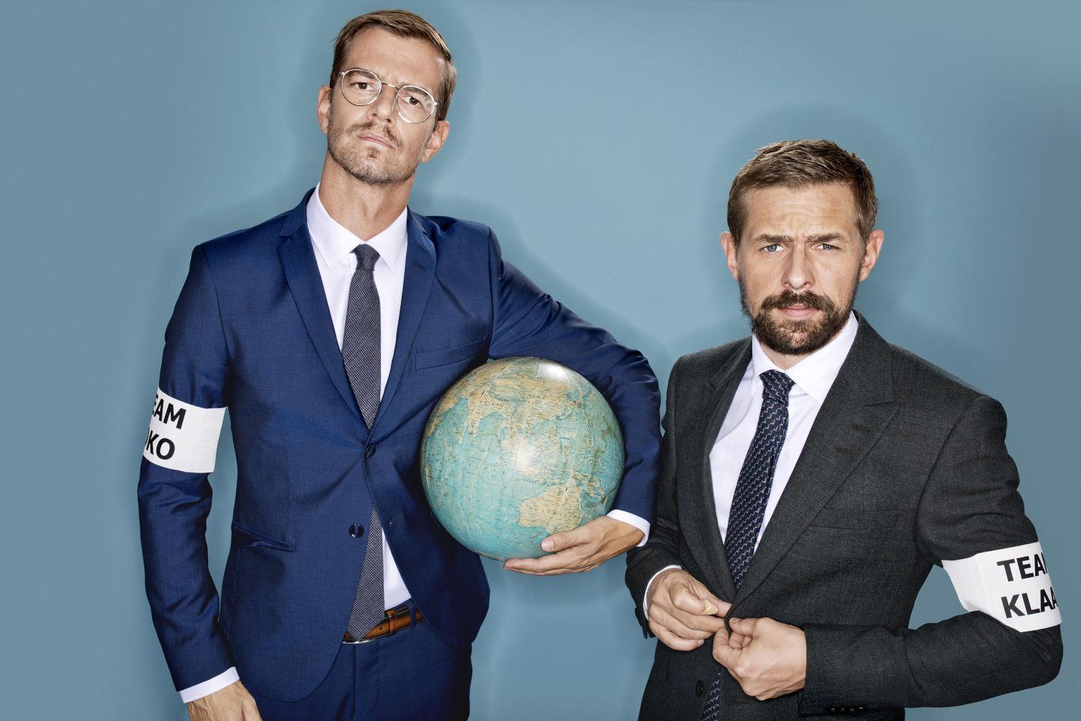 """""""Das Duell um die Welt - Team Joko gegen Team Klaas"""" heute auf ProSieben"""