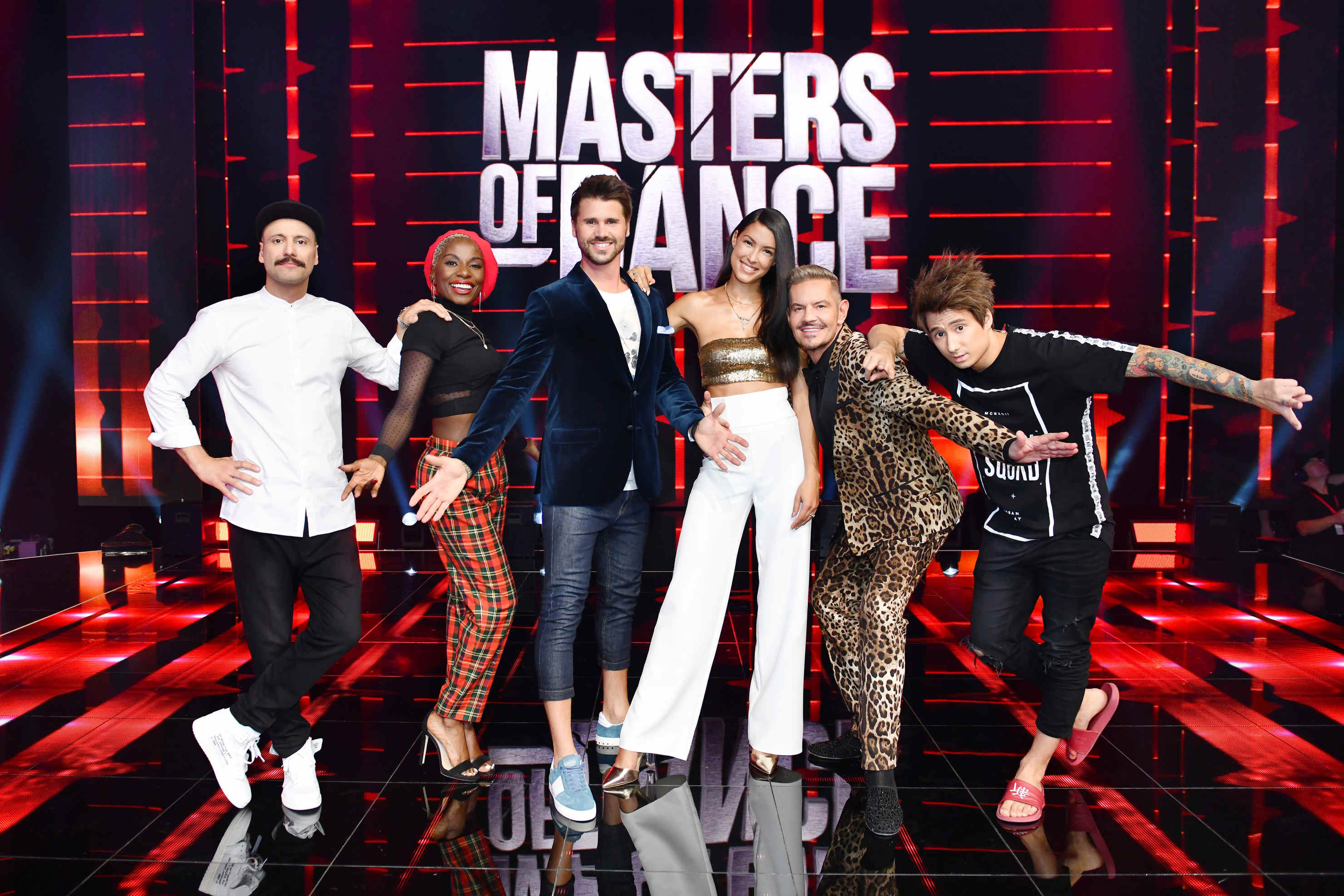 Pro 7 Masters Of Dance