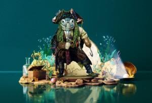 The Masked Singer 2021 - Die Schildkröte