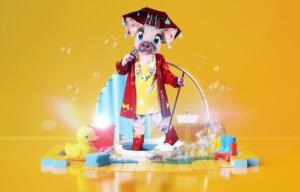 The Masked Singer 2021 - Das Schwein