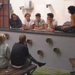 Promi Big Brother Tag 11 - Die Promis werden mit Schlagzeilen konfrontiert
