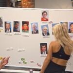 Promi Big Brother Tag 12 - Evelyn und Willi beim Politiker-Check