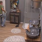 Promi Big Brother Tag 10 - Willi flitzt auf die Toilette