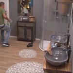 Promi Big Brother Tag 10 - Willi flitzt auf die Toilette