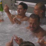 Promi Big Brother Tag 8 - Die Promis im Whirlpool