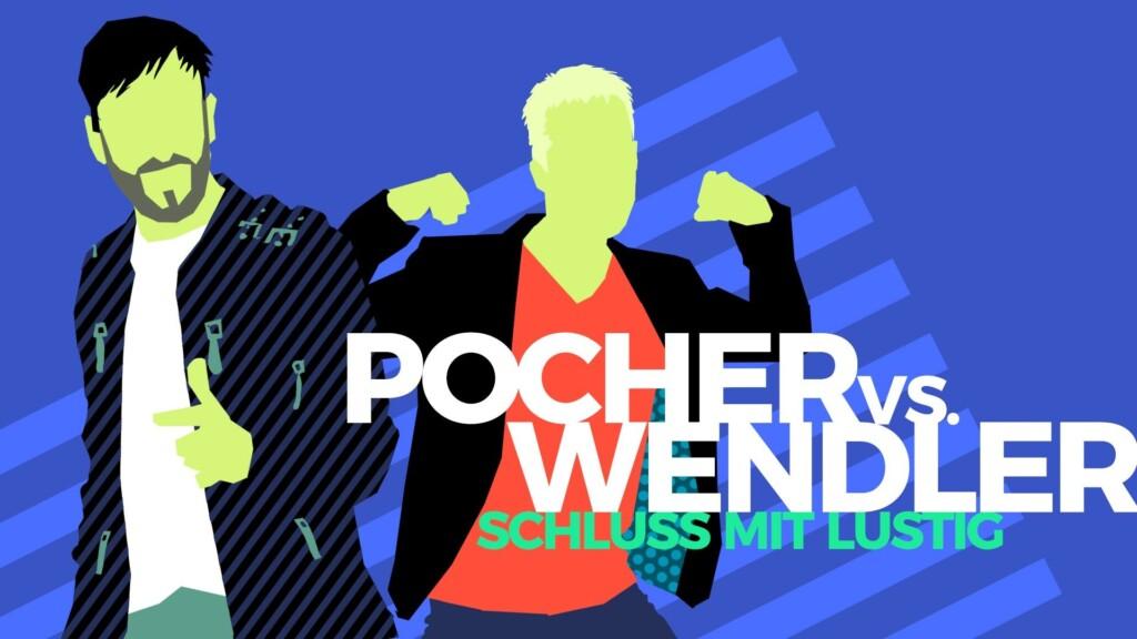 """""""Pocher vs. Wendler - Schluss mit lustig"""" heute Abend bei RTL."""