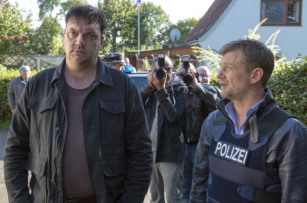 Wie kann man den Mörder festnageln, Bukow und Pöschel sind ratlos.