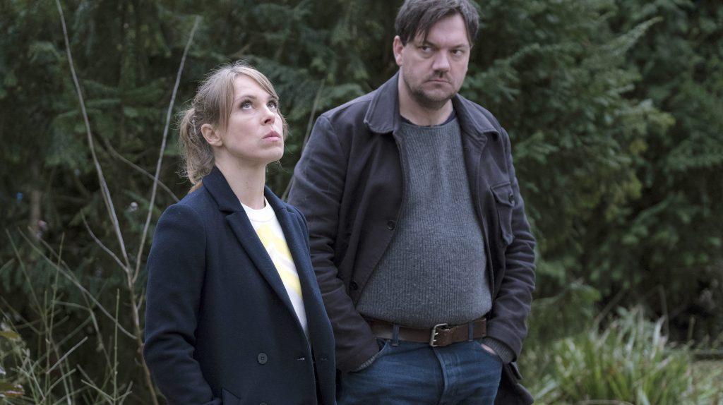 Ernüchtert: Katrin König (Anneke Kim Sarnau) und Alexander Bukow (Charly Hübner).