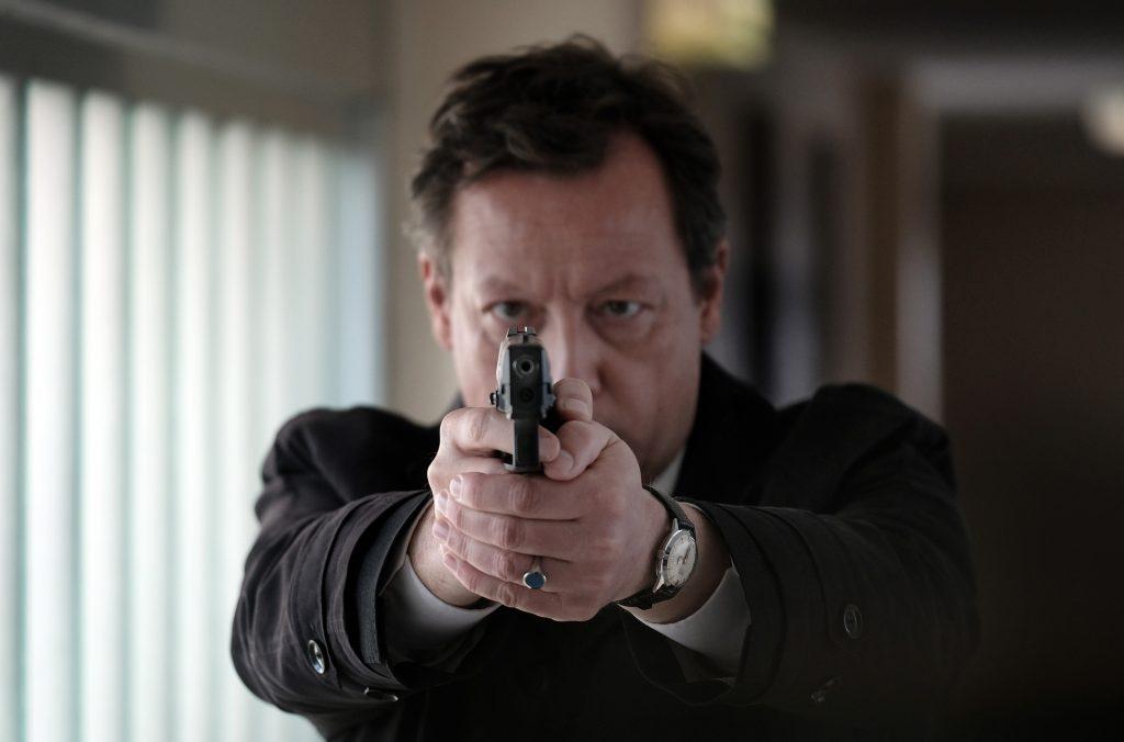 Kriminalhauptkommissar Hanns von Meuffels (Matthias Brandt).