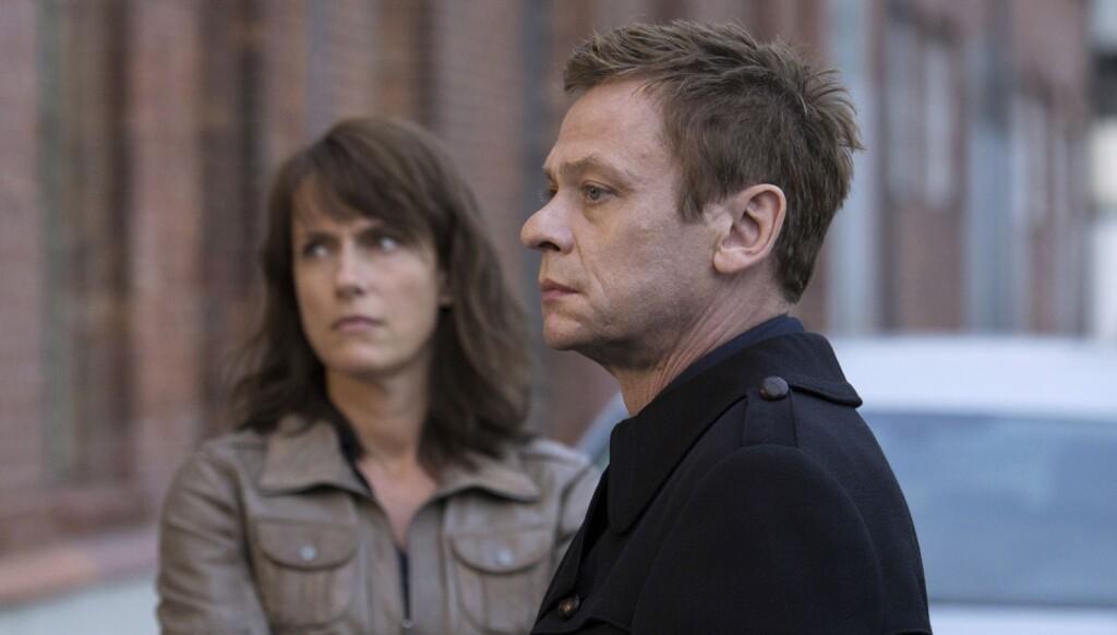 Kommissare Doreen Brasch (Claudia Michelsen), Jochen Drexler (Sylvester Groth).