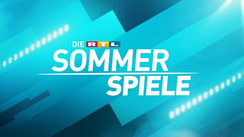 """""""Die RTL Sommerspiele"""" am Freitag und Samstag bei RTL."""