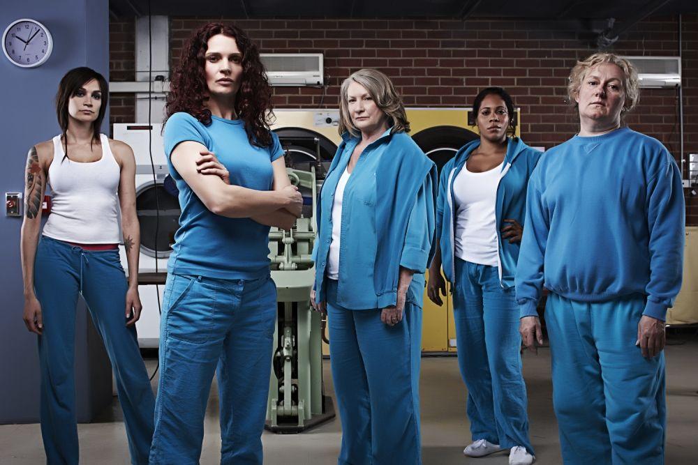 Wentworth Prison läuft seit 2013 im australischen Fernsehen