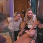 Big Brother 2020 - Rebecca erklärt, was zwischen Jade und Serkan lief