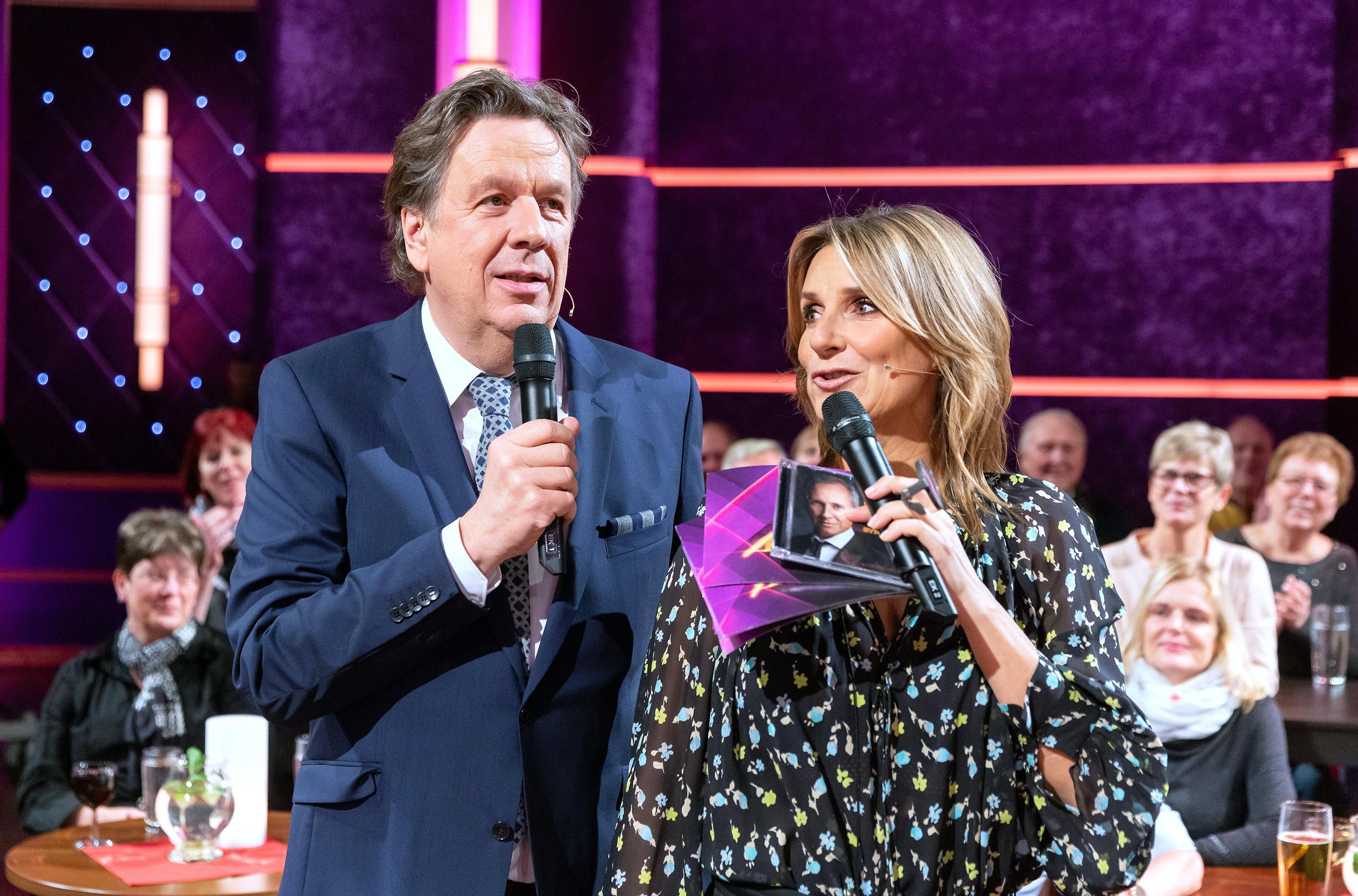 Riverboat - Die Gäste heute Abend im MDR Fernsehen