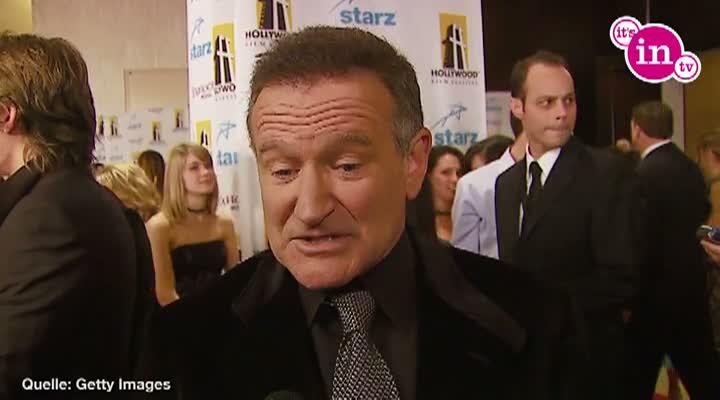 Die Hollywoodlegende Robin Williams starb vor genau einem Jahr mit gerade mal 63 Jahren – es war Selbstmord.