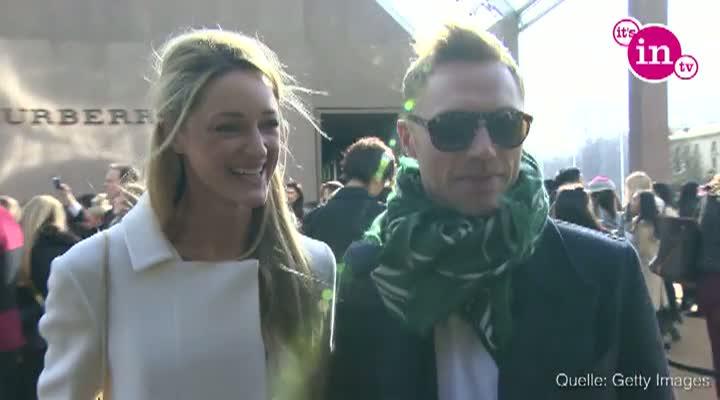 """Das Paar hat sich vor einigen Jahren bei der Castingshow """"The X Factor"""" kennengelernt."""