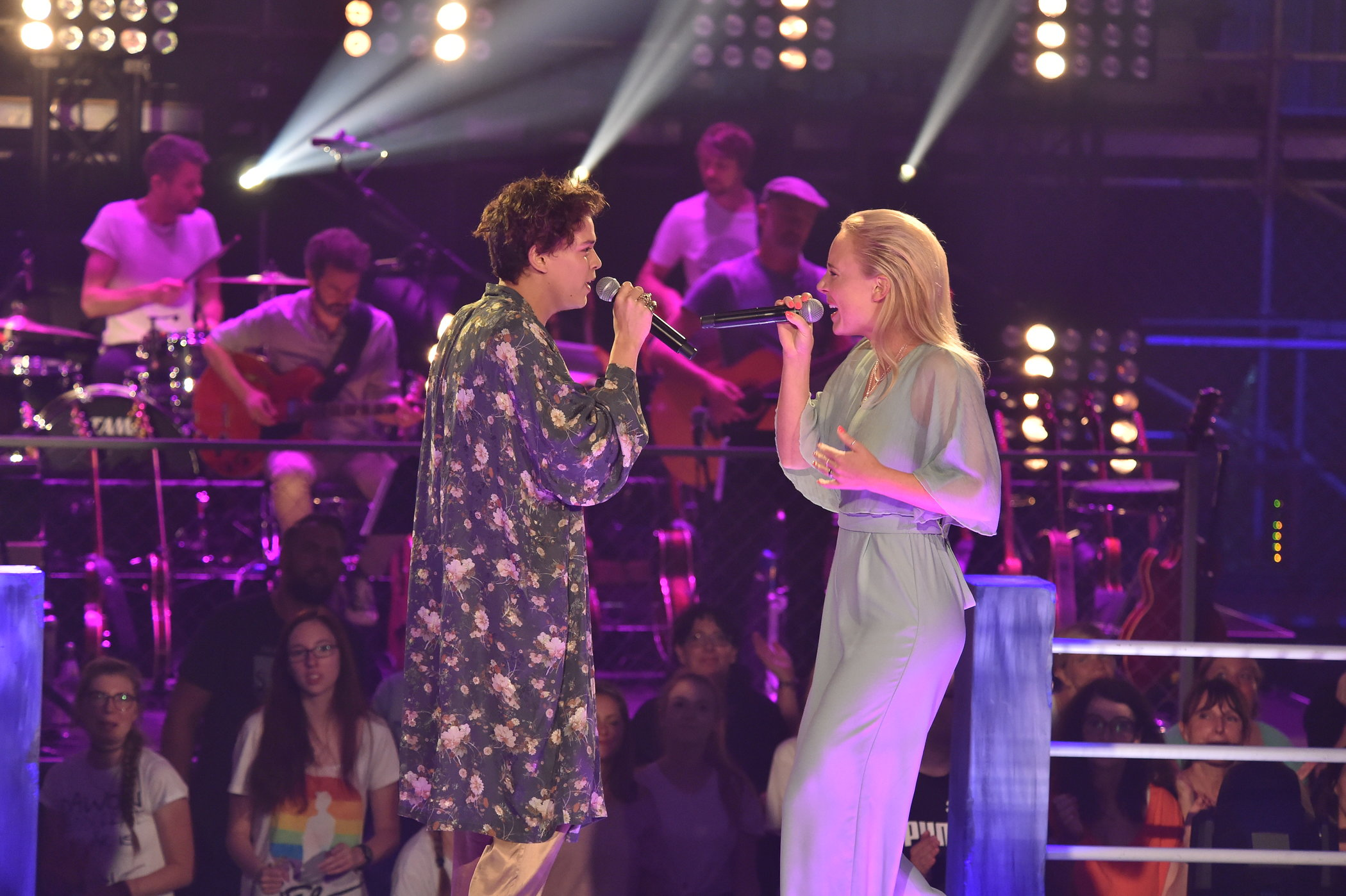 The Voice of Germany 2019 - Lucas gegen Sophie-Charlotte