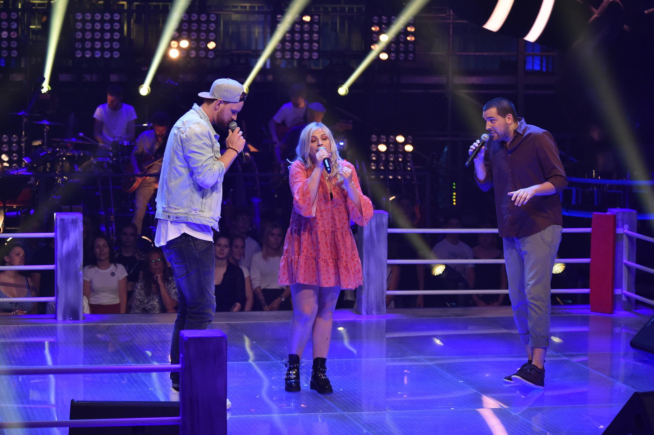 The Voice of Germany 2019 - Lucas gegen Sophie-Charlotte