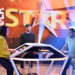 Duell der Stars - Jochen Schropp mit Christine Neubauer und Nelson Müller