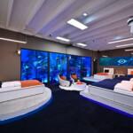 Big Brother 2020 - Das Schlafzimmer im Glashaus