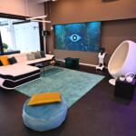 Big Brother 2020 - Das Wohnzimmer im Glashaus
