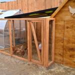 Big Brother 2020 - Der Hühnerstall im Garten des Blockhauses