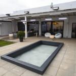 Big Brother 2020 - Außenbereich des Glashauses