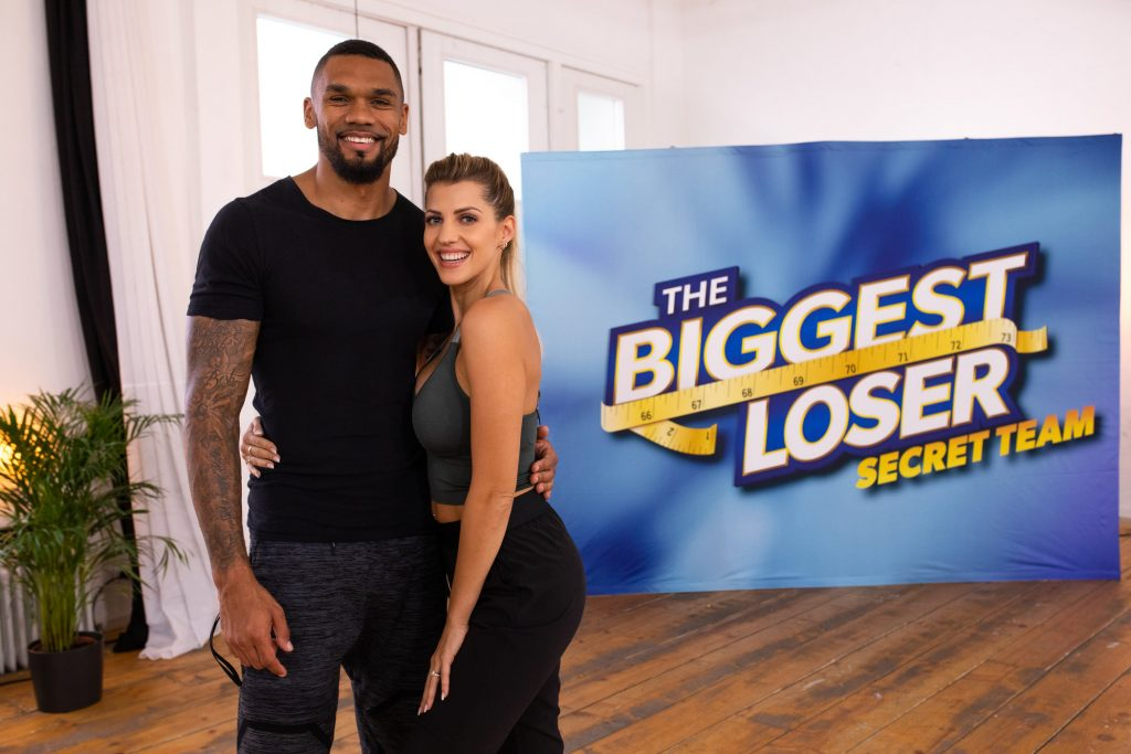 The Biggest Loser 2020 - Sarah und Dominic Harrison