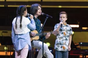 The Voice Kids 2021 - Veronika, Moritz und Xaver