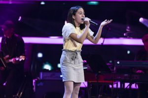 The Voice Kids 2021 - Sezin