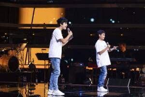 The Voice Kids 2021 - Oscar und Mino