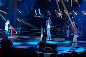 The Voice Kids 2021 - Papuna, Anton und Elisabeth