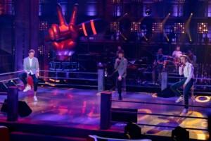 The Voice Kids 2021 - Sebastian, Tom und Johannes