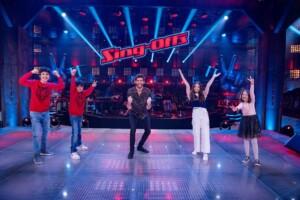 The Voice Kids 2021 - Oscar & Mino, Vivienne und Isabella im Team Alvaro